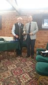 2015 Nene Cup awarded to Mark Tinsley