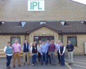 Bryonie on the Next Generation programme at IPL