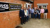 Bryonie on the Next Generation programme at Sutton Bridge